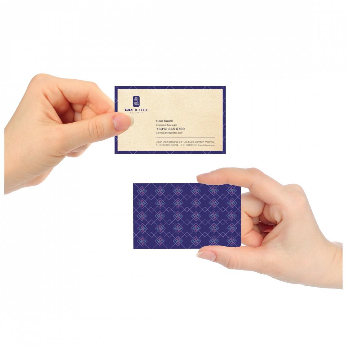 DP-hotel-namecard